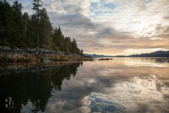 Great Bear Rainforest Sunset
