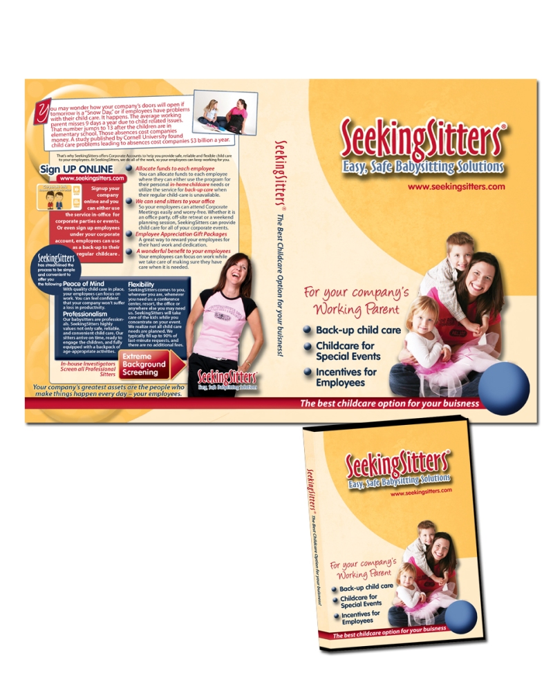 SeekingSitters Corporate DVD