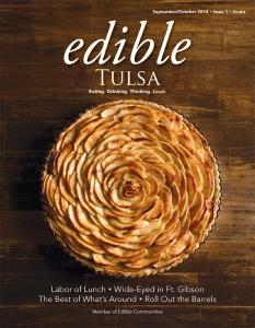 Edible Tulsa Issue 1