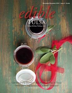 Edible Tulsa Issue 2