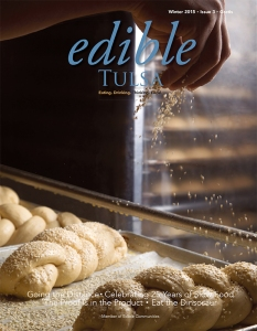 Edible Tulsa Issue 3